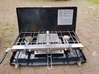 Gas Camping Stove & Grill
