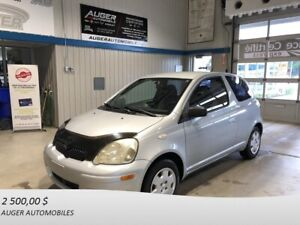 2005 Toyota Echo Hatchback 3-dr AUTOMATIQUE
