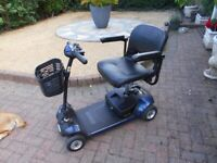 gogo car boot mobility scooter