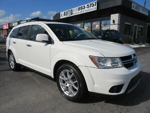 2012 Dodge Journey R/T (V6, AWD, 7 Passengers, Sunroof, ect)