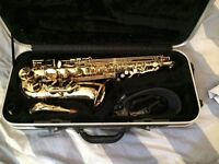 Earlham Series II Professional Alto