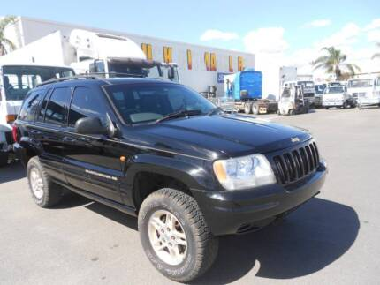 Jeep Grand Cherokee Wagon Gepps Cross Port Adelaide Area Preview