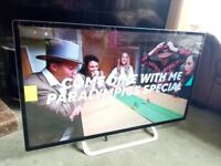 BAIRD 42 LED TV (TI4206BLED) (NOT SMART)FREEVIEW/SLIM DEISGN/MEDIA PLAYER/HDMI/GREAT BUY