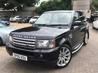 Range rover hse sport tdv6 full loaded px welcome Mercedes Bmw audi