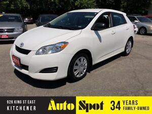 2011 Toyota Matrix PRICED FOR A QUICK SALE!