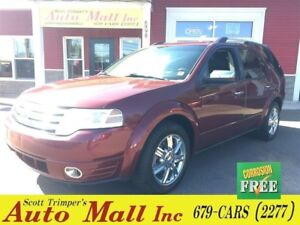 2008 Ford Taurus X Limited/AWD/BC Car