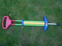 Pogo stick: Yeo Minis