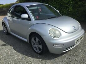 Vw beetle 1.6 with full history mot may 2018 great condition cookstown
