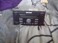 FORD 6000 CD PLAYER WITH CODE