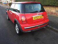 Mini ONE 2002 £900 ONO!