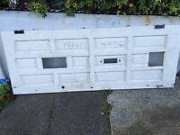 Front door - very strong heavy duty FREE