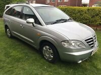 Fabulous Value 2009 09 Rodius 270 S Automatic Large 7 Seater MPV Diesel Only 50000 Miles Sept MOT!!