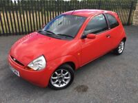 2007 07 FORD KA ZETEC 1.3 - *AUGUST 2018 M.O.T* - IDEAL 1st CAR, OR RUNAROUND!