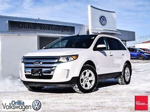 2013 Ford Edge AWD, LEATHER, NAVIGATION