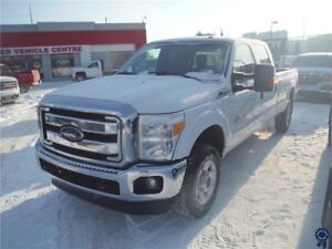 2016 Ford F350 XLT Crew Diesel 4WD, 8 Ft Long Box - Remote Start