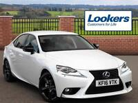 Lexus IS 300H SPORT (white) 2016-06-30