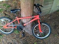 TRAX BMX children's bike