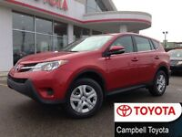 2015 Toyota RAV4 LE LAST OF THE 2015 MODEL SAVE NOW