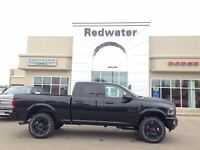 2015 Ram 3500 BDS Lift - BlackTop Loaded only 500 Km's