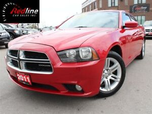 2011 Dodge Charger SXT Plus -Sunroof-Bluetooth-8.4Touch Screen-