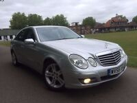 MERCEDES E280 CDI AVANTGARDE 2008 (58) AUTO 3.0 DIESEL FULL APPROVED MERCEDES HISTORY XENON 1 OWNER