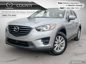 2016 Mazda CX-5 GX $74/WK TAX IN! AWD! ONE OWNER! NEW TIRES! $74