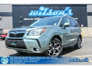 2015 Subaru Forester 2.0XT TOURING | SUNROOF | HEATED SEATS | PO