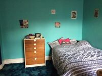 Double room to rent from 1st of May in Tollcross/Meadows