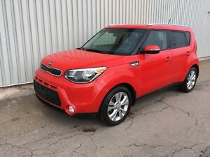 2015 Kia Soul EX LOADED EX EDITION WITH FACTORY WARRANTY, LEA...
