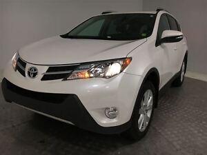 2014 Toyota RAV4 * LIMITED * AWD * GPS * CAMÉRA * CUIR * TOIT *