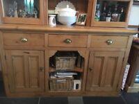 Original Victorian Welsh Dresser