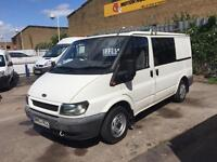 low milage ford transit swb only £2295 no vat