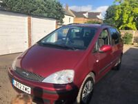 Ford Galaxy Ghia 1.9 TDi, 7 seater, low mileage, very nice and economical