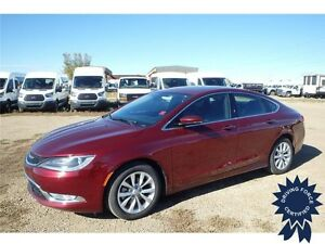 2015 Chrysler 200 C - Keyless Start, Performance Tires, 27199 KM