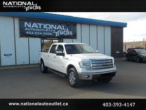 2014 Ford F-150 Lariat Eco Boost