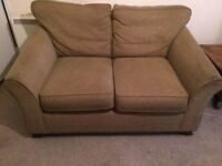 1 Year Old Two Seater Sofa in excellent condition.