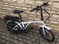 E-Glide Electric folding bike