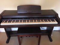 Technics SX-PR270 Ensemble Digital Piano. Full size 88 hammer action keys