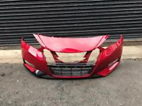 Nissan micra 2017 2018 2019 genuine front bumper for sale