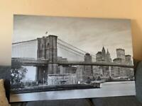 New York Canvas-Large