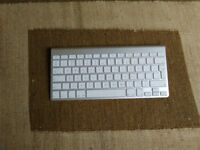 Apple Mac Wireless keyboard, as new