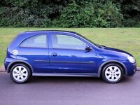 2005 VAUXHALL CORSA 1.2 SXi - 12 Months MOT, Recently Serviced, LOW Mileage
