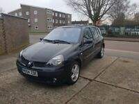 2004 Renault Clio, 13 months MOT, nice and tidy!