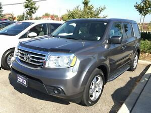 2013 Honda Pilot LX AWD with Warranty