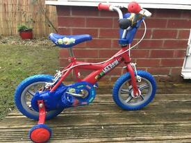 Kids bike for sale.
