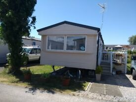 Willerby Mistral 35x12x2 Riverside Holiday Park !