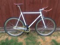 Quella varsity pembroke single speed/ fixie bike for sale