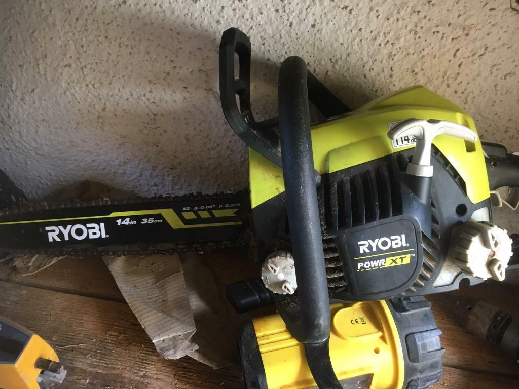 Ryobi chainsaw | in Leicester, Leicestershire | Gumtree