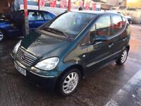 Mercedes A140 classic 1.4 Petrol [EXCELLENT RUNNER & CHEAP INSURANCE]