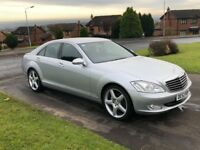 Mercedes S Class - Full Merc Service History & Excellent Condition
